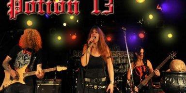 Opening for David Ellefson (ex-Megadeth) nov. 7 2009