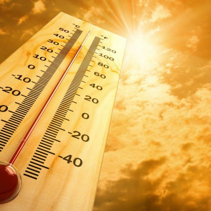 Record Heat Wave Smothers The Nation